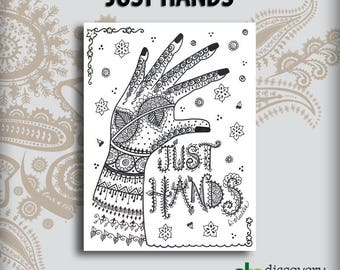 Just Hands Design Book