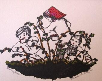 Berrytime by Barbara Fernekes Hughes