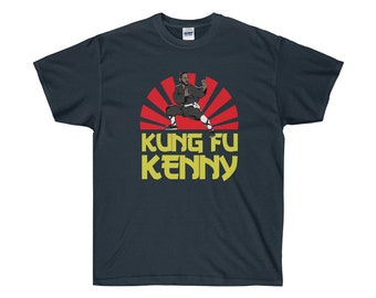 Kendrick Lamar Aka KungFu Kenny TShirt
