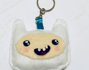 Adventure time Finn Keychains