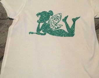 Tinkerbell shirts Adult Children Tanks Short or Long sleeves