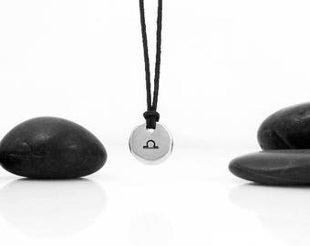 Libra Necklace, Libra Jewelry, Libra, Zodiac Necklace, Zodiac Jewelry, Zodiac, Birthday Gift, October Birthday, Zodiac Sign Necklace,