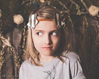 BADGER –Headdress- Kids