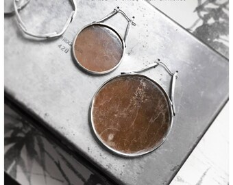 Mica Earrings, small