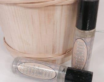 Sandalwood Roll on Perfume 10ml