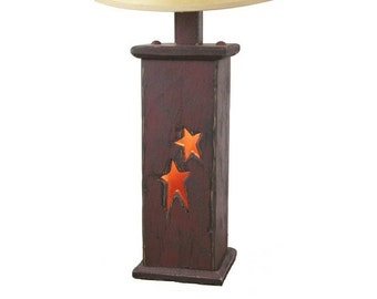 Primitive Star Lamp & Night Light