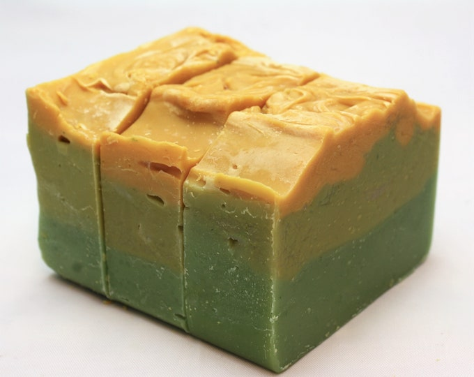 Handmade Moisturizing Avocado Bar Soap