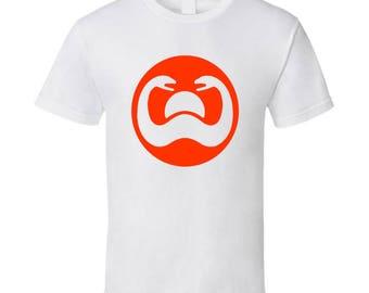 Conan The Barbarian Snake Cult Logo Movie T Shirt