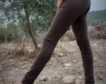 Plain Leggings ~ Organic cotton ~
