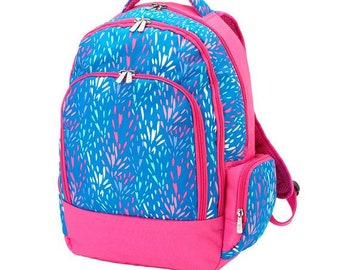 Sparktackular Backpack, Name or Monogram Free, Back Pack, Book Bag