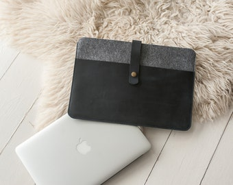 Leather Macbook Sleeve,Macbook Pro Cover,Macbook Case Air 13,Macbook Pro 2017 Case,Macbook 12 Sleeve,Macbook 15 inch Sleeve,Laptop Cover