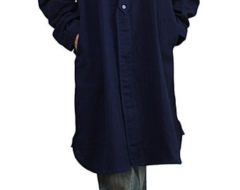 Double Layered Soft Cotton Hooded Coat  (JFS-112-03)