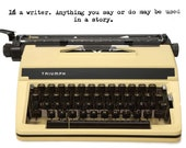 Retro Office Typewriter, ...