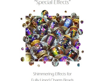 Special Effects - A Tutorial for Fully Lined Large-Hole Charm Beads