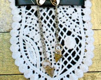 Crochet Gold Bow Appliques