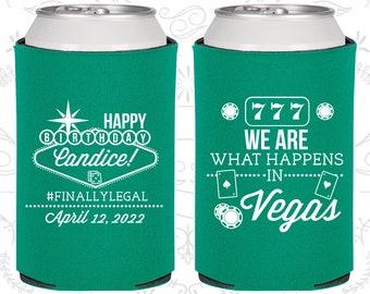 21st Birthday, 21st Birthday Favors, Party Decorations, Las Vegas Birthday Favors, Party Favors (20260)