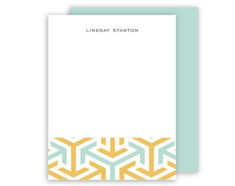 Burch Love Personalized Stationery