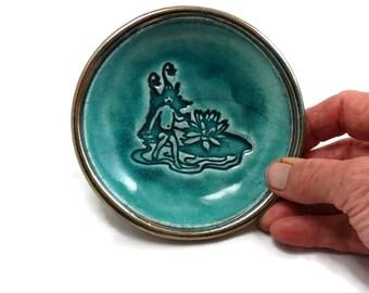Raku Bowl Handmade Raku Pottery Raku Fairy