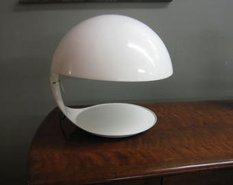 cobra Desk lamp by Martinelli Luce 1968