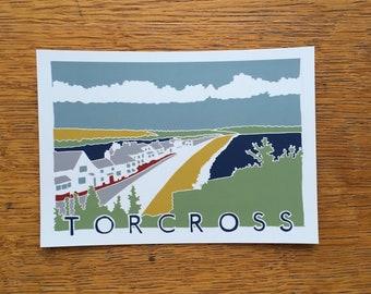 TORCROSS POSTCARD - Pack of 5