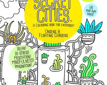 SECRET CITIES - Digital PDF Version