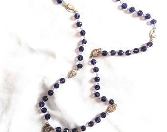 Handmade Servite Rosary of the Seven Sorrows