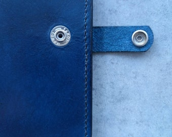 Clasp addition for notebook holder, passport cover, notebook cover, passport holder
