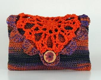 Mandala Clutch/HandBag