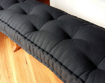High Quality Indoor / Outdoor Bench Cushion   French Mattress: PLEASE NOTE  Full Price  On Quotation