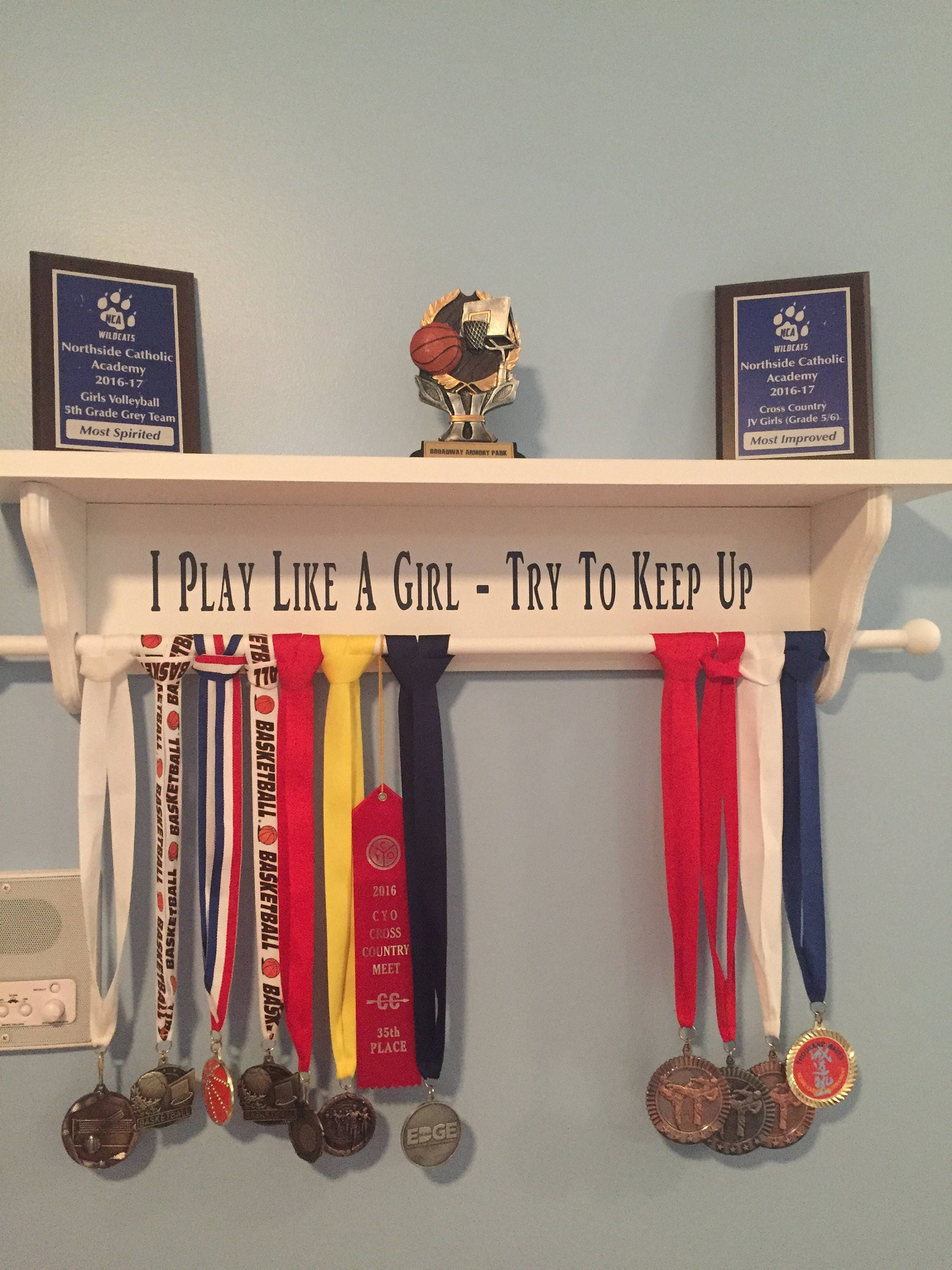 home display creative plaques absolutely rack and medal decoration pottery shelf from design shelves trophy white designs hayden simply modest ledge