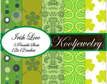 Irish Love 1 Paper Pack - No. 83
