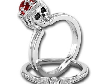 For the love of death rings