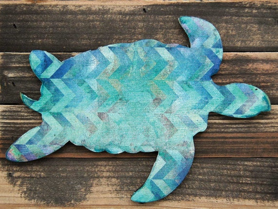 creative wooden turtle wall art 11