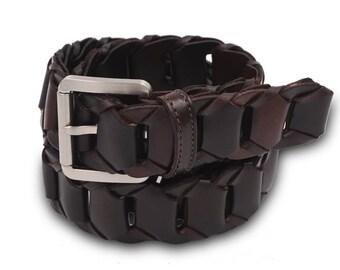 Braided Belts Art. Tondino Grande