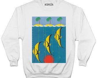 Great Barrier Reef Queensland Australia Sweatshirt