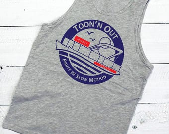 Toon'n Out Tank - Customizable - SHIPPING INCLUDED
