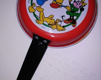 Vintage Disney Toy Frying Pan