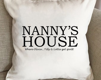 Nanny's House