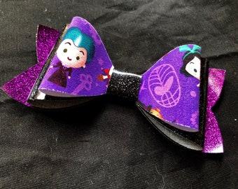 Disney villains bows