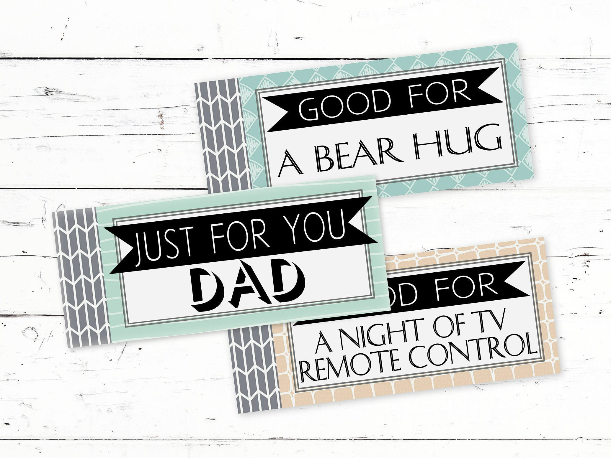 coupon book for dads printable fathers day coupons gift