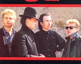U2 Souvenir Program 1987