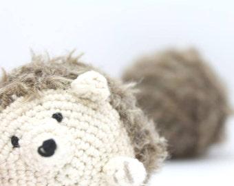 Amigurumi hedgehog [MADE TO ORDER]