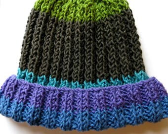 Mixed multicolor adult Hat!