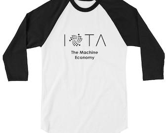 IOTA Machine Economy Long Sleeve