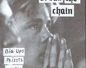 Break the Chain: Volume 3 zine