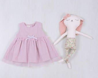 Baby dress,Toddler dress, Sleeveless dress, Pink glitter dress, Baby outfits, Baby girls dress