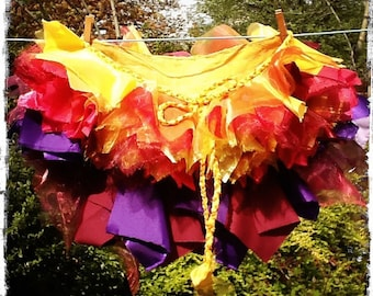 Custom Made Festival Bustle Skirt - Your size and colurs