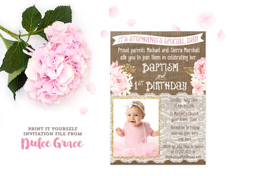 Pink and gold christening invitations pink white gold baptism filmwisefo