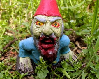 Zombie Gnomes: Mad Marvin