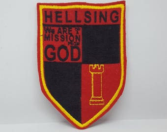Hellsing Organization Patches